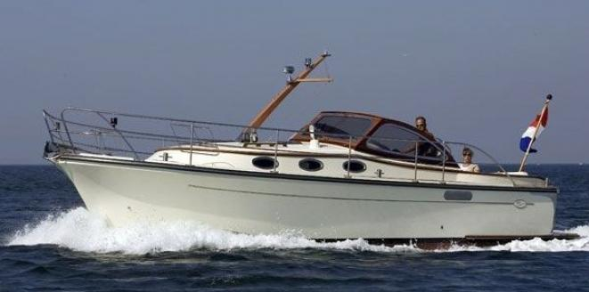 Interboat Intercruiser 34 Neuboot