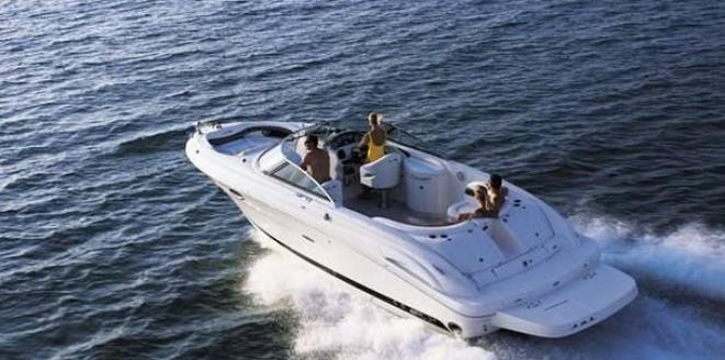 Sea Ray Sport Boat 290 Select