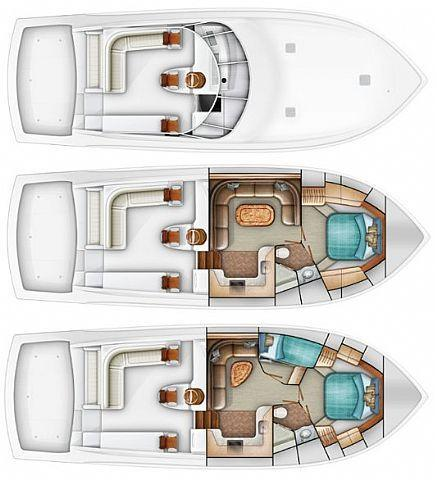 Layout Viking Open 46