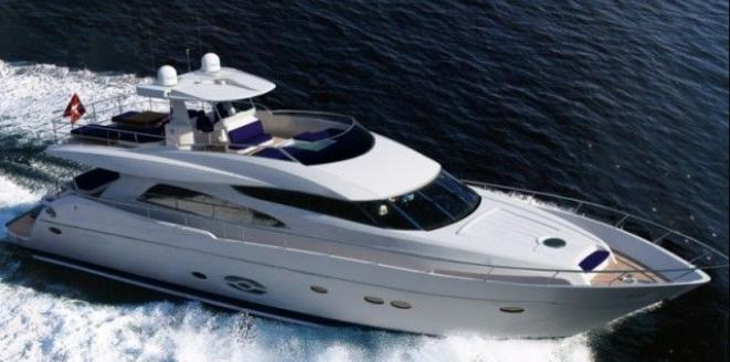 Royal Denship New Range 85 Flybridge Neuboot