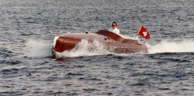 Pius Speed Boat Neuboot