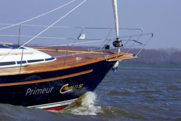 Exterior C-Yacht 1150 New Boat