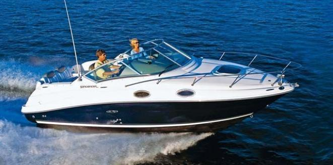Sea Ray Sport Cruiser 245