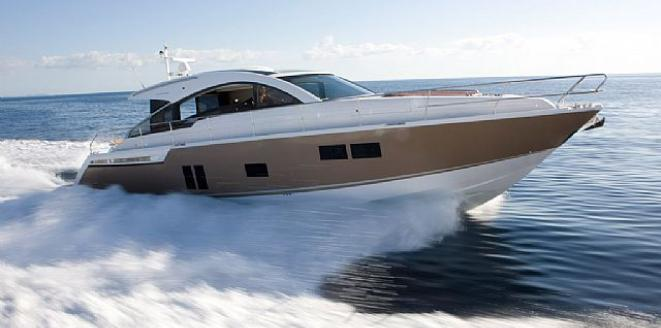 Fairline Targa 58 GT Neuboot