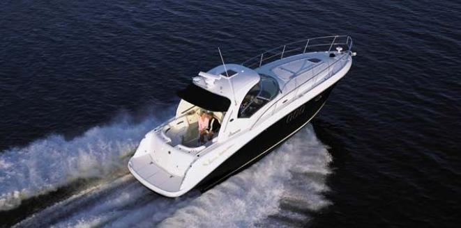 Sea Ray Sport Yacht 395