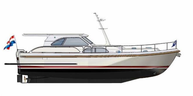 Linssen Cruiser 450 Sedan