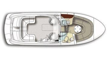 Layout Sea Ray Sport Boat 290 SunSport