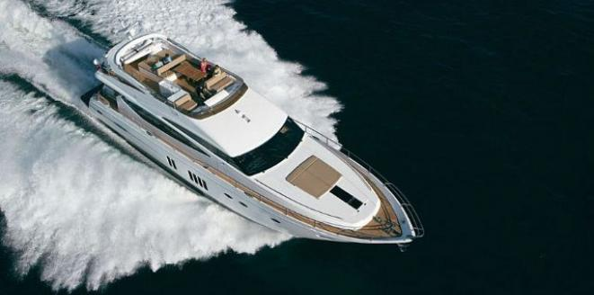Princess Flybridge 78 Neuboot