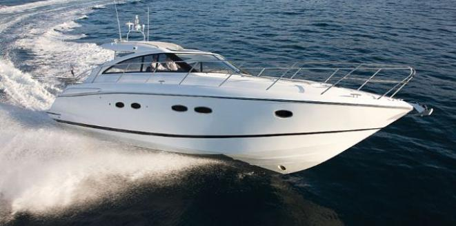 Princess V45 Neuboot