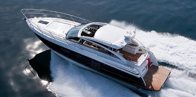 Princess V52 Neuboot