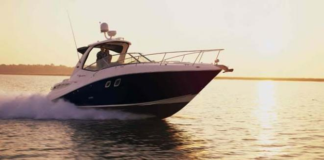 Sea Ray Sport Cruiser 335
