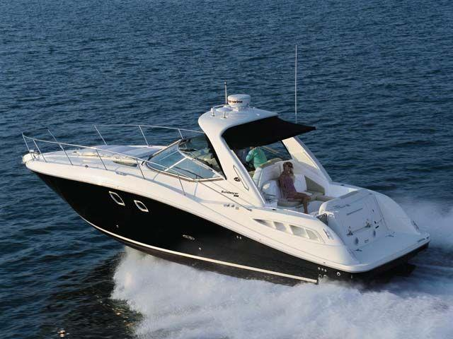 esterno Sea Ray Sport Cruiser 350Sundancer Barca nuova