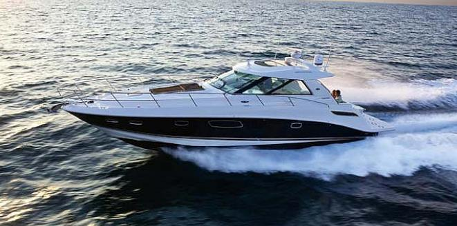 Sea Ray Sport Yacht 450
