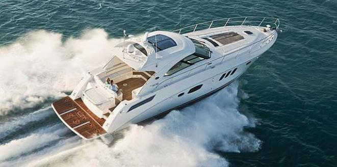Sea Ray Sport Yacht 540 Sundancer Neuboot