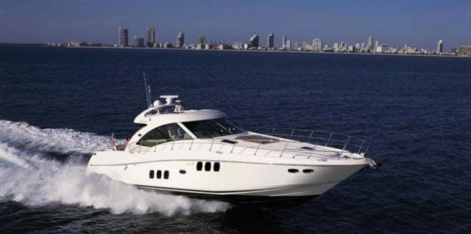 Sea Ray Yacht 610 Sundancer Neuboot