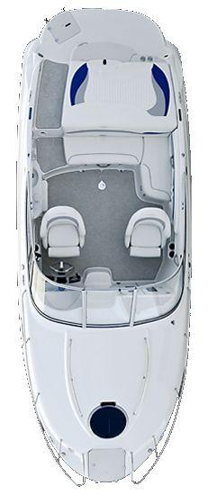 Layout Stingray Cuddy Cabin 235 CR
