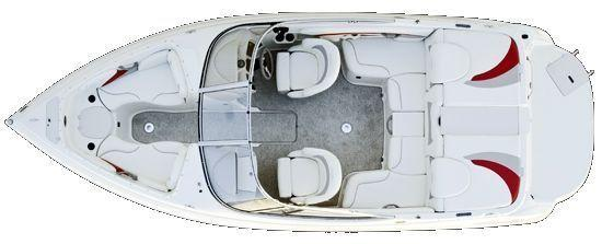 Layout Stingray Sport 225 LR