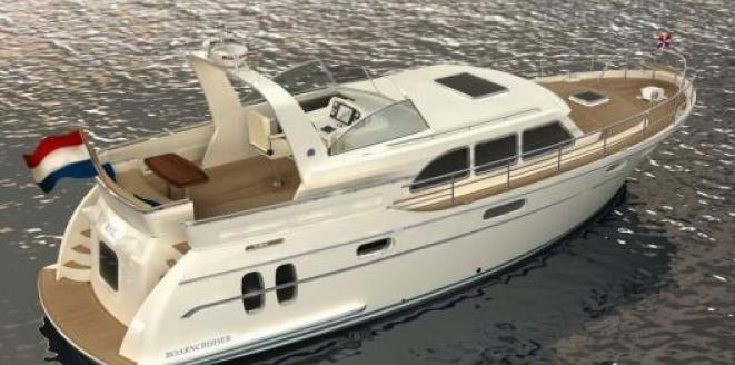 Boarncruiser 42 Retro Line Aft Cabin New boat