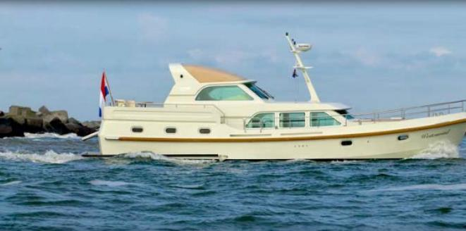 Linssen Grand Sturdy 500 Variotop Mark III Neuboot