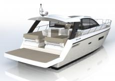 Sealine SC42 - Launch im Sommer 2011