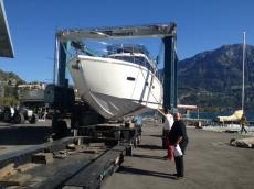 Sealine F380 - Just in time for Blue Water Show!