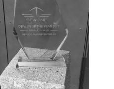 Sealine - Dealer of the Year 2017!
