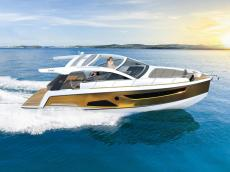 Die neue Sealine S430 - Here comes the sun!